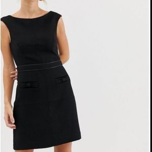 NWT Anthro Oasis Little Black Dress